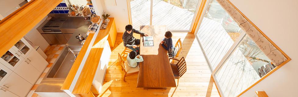 富士見ヶ丘の家 ((T様邸))