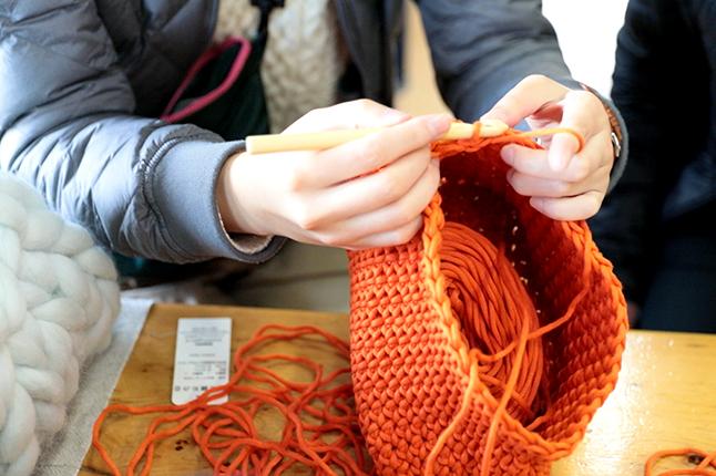 クラフト時間_Toride de knit_2