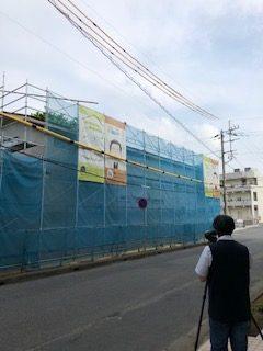 八坂神社での撮影をしました
